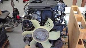 Mitsubishi Triton 4D56-T Engine Northgate Brisbane North East Preview