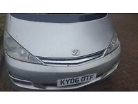 Toyota previa in very good condition