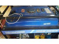 Generator for food vans etc for sale