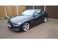 BMW 335i E92 Coupe 2007, high specs, great condition