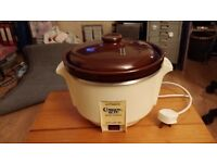 Hardly used Cordon Bleu Automatic Slow Cooker