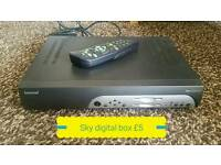 SKY Digital box