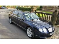 2012 BENTLEY CONTINENTAL FLYING SPUR FULL BENTLEY SERVICE HISTORY CHEAPEST EVER HIGH SPEC