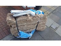FREE Nearly full INSULATION WOOL