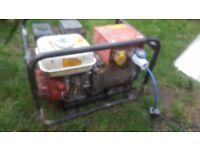 Honda engine generator 110v/230v