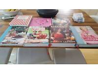 Selection fab Cookery Books
