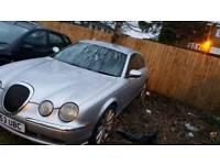 2003 Jaguar S-Type 2.5 petrol Sorn spares and repairs