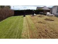 Lawn Scarification and Aeration by Greensleeves Treatment Experts