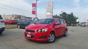 2014 Chevrolet Sonic LT Auto, alloys