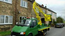 Ford cherry picker