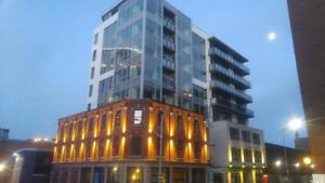 New Two Bedroom Suite with Large Balcony in Downtown Halifax