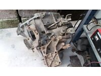 Fiat ducato 2.8 jtd engine and gearbox relay boxer