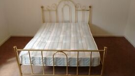 NICE DOUBLE BED/MATTRESS