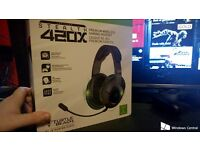 The Stealth 420X is a fully wireless Xbox One headset