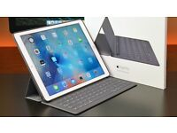 Apple iPad Pro 9.7 Smart Keyboard cover only. Tablet available Also