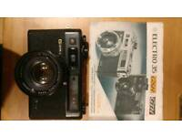 Yashica Electro 35 GTN 35mm Film Camera and Manual
