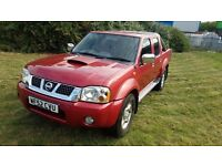 STUNNING NISSAN NAVARA D22 PICK UP 2.5L DIESEL MAROON WITH NEW TIMING CHAIN KIT