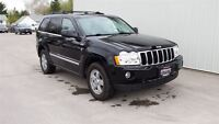 2007 Jeep Grand Cherokee Limited/Throw a Dart-Pick a Gift