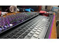 Apple Keyboard Space grey numpad A1843