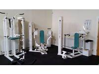 Quality Gym Equipment (7 pcs)