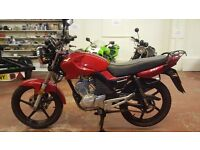 Lexmoto ZSF 125cc Learner Legal Motorbike perfect condition (LIKE NEW)