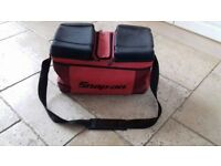 Snap on insulated bag