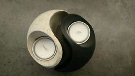 Heavy Quality Partylite candle holder, boxed, as new