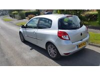 2010 clio 1.2 **full mot**3 DR**low mileage 65k**good condition**FSH**2 owners