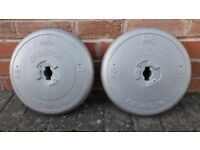 10KG WEIGHT PLATES