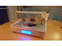 JVC FS-SD550R Micro Stereo System