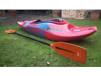 MEGA DISCOUNT! Pyranha Advanced Freestyle Kayak