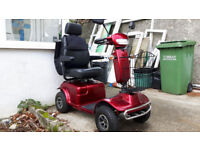 2 years old mobility scooter