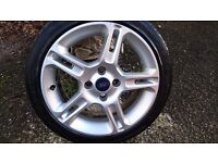 Looking for Ford fiesta zetec S alloy wheel.