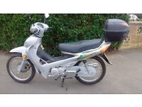 easy rider 110 semi auto cheap economical commuter similar to honda innova