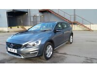 2016 Volvo V60 2.4 TD AWD D4 NAV Cross Country Estate MK2 Facelift start/stop