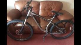 """Marin Rocky Ridge 7.4 hardtail mountain bike 27.5"""" wheels 19"""" frame."""