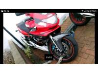 Yammaha yzf 600 r thundercat swap or px or sale