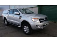 Ford Ranger XLT Double Cab 4x4 Pick Up
