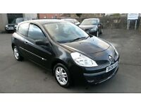 2006 RENAULT CLIO 1.2 LOW MILES 1 YEARS MOT PX WELCOME £1250 ONO