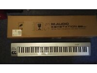 M-Audio 88es Piano Keyboard / Midi Controller