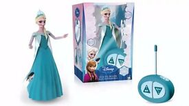 Elsa sing and skate