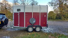 Ifor Williams Trailer HB510