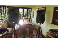 KAM Active speakers
