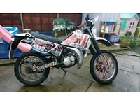 Yamaha dt125r 1999 swap for car or cash