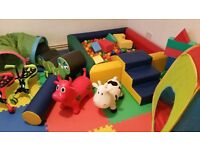 Freds Soft Play Hire