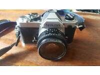 NIKON FM, VINTAGE FULLY WORKING CONDITION