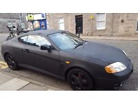 QUICK SALE Hyundai Coupe S, Great drive, perfect or country city car, CHEAP on fuel