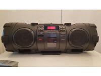 £100 NO OFFERS! JVC POWERED WOOFER CD SYSTEM RV-NB90B