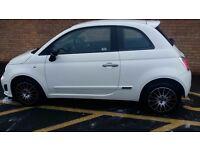 Fiat 500 stop/start 0.9 L PETROL
