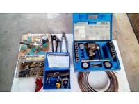 Breaking tools pipe kit